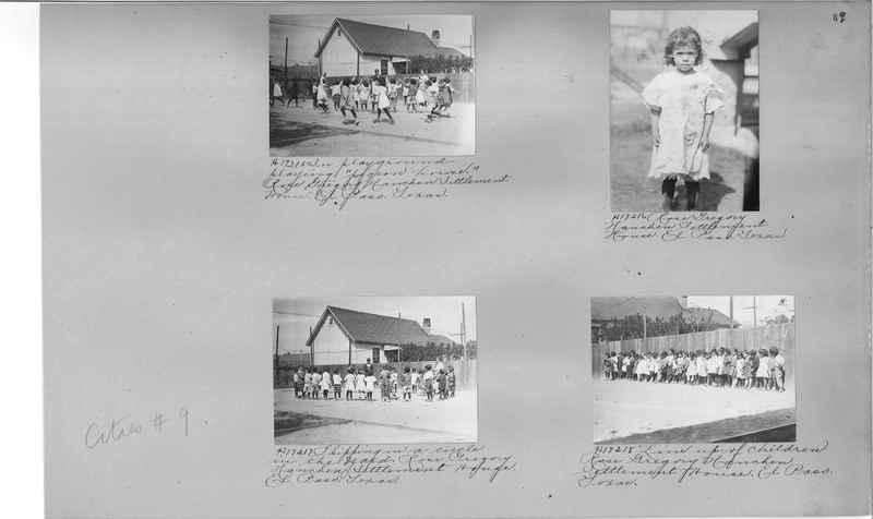 Mission Photograph Album - Cities #9 page 0089