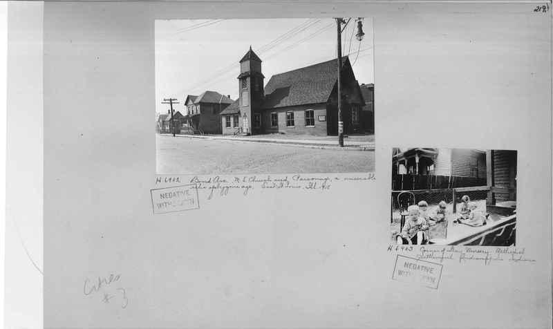 Mission Photograph Album - Cities #3 page 0219