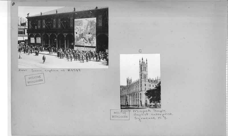 Mission Photograph Album - Cities #2 page 0124