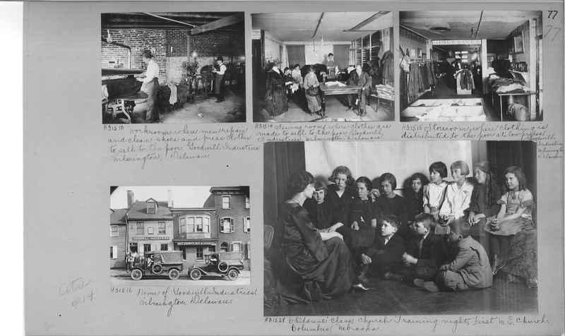 Mission Photograph Album - Cities #14 page 0077