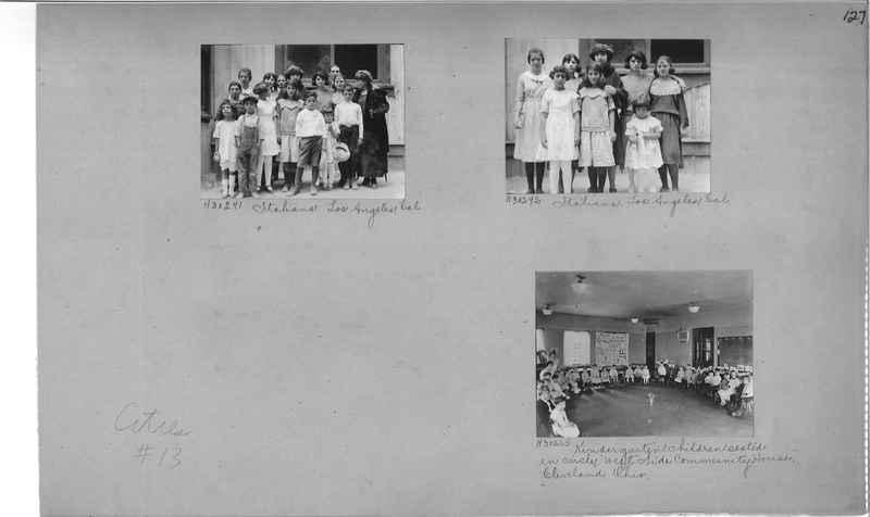 Mission Photograph Album - Cities #13 page 0127