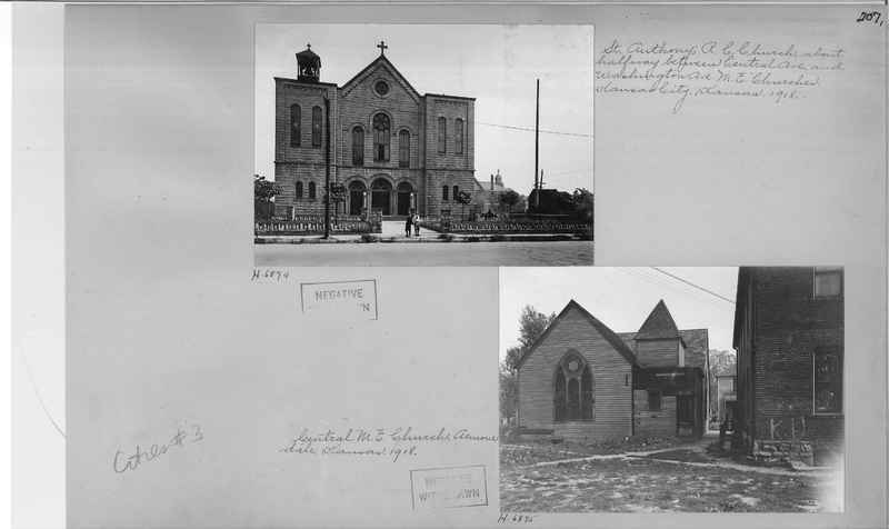 Mission Photograph Album - Cities #3 page 0207