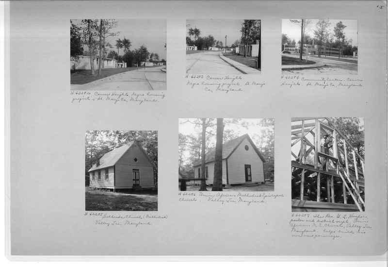 Mission Photograph Album - Negro #7 page 0015