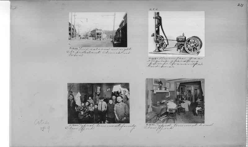 Mission Photograph Album - Cities #9 page 0211