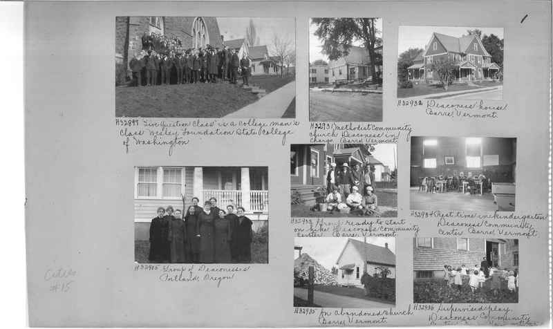 Mission Photograph Album - Cities #15 page 0001