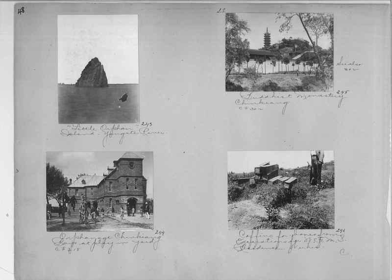 Mission Photograph Album - China #1 page  0048