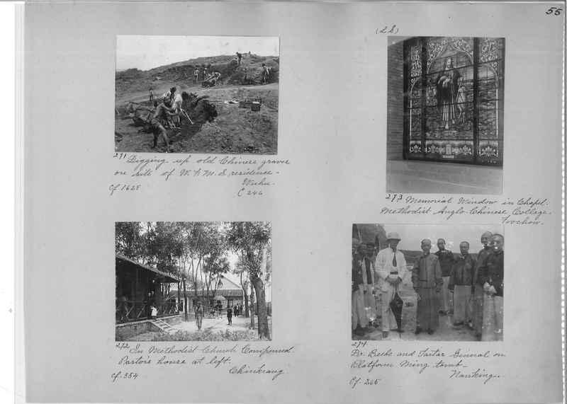 Mission Photograph Album - China #1 page  0055