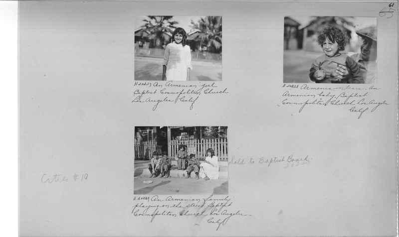 Mission Photograph Album - Cities #10 page 0061