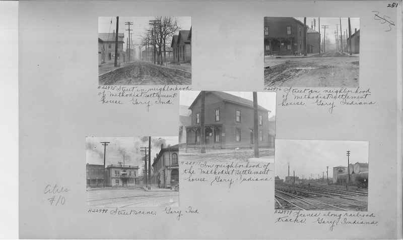 Mission Photograph Album - Cities #10 page 0251