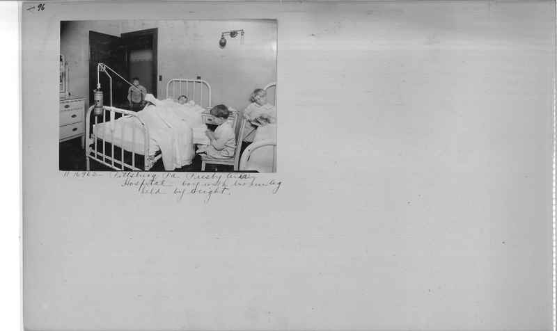 Mission Photograph Album - Hospitals and Homes #1 page 0096