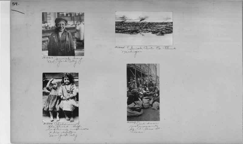 Mission Photograph Album - Cities #7 page 0054