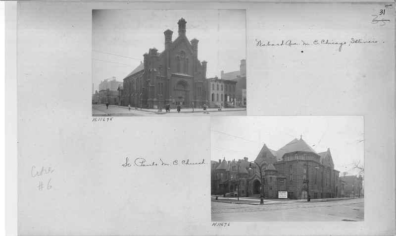Mission Photograph Album - Cities #6 page 0031