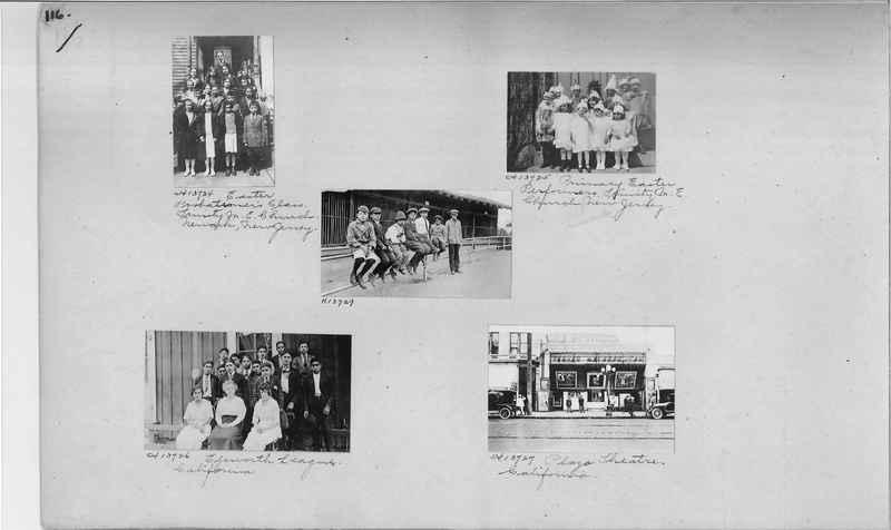Mission Photograph Album - Cities #7 page 0116
