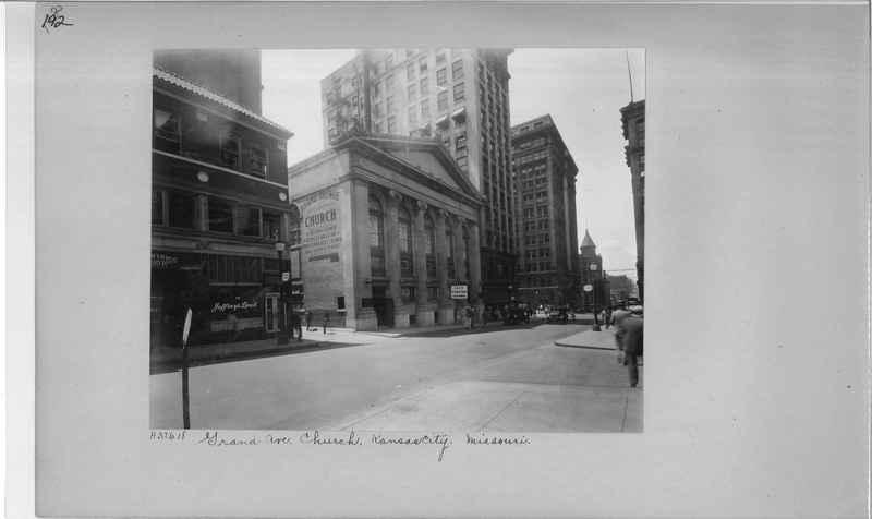 Mission Photograph Album - Cities #14 page 0192