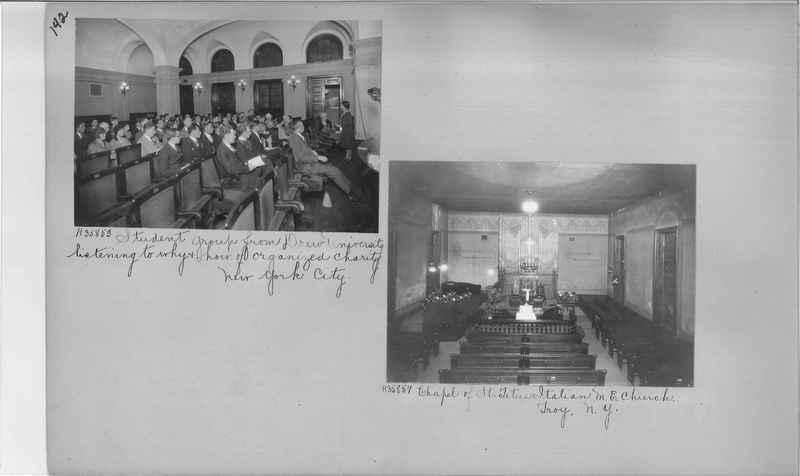Mission Photograph Album - Cities #16 page 0142