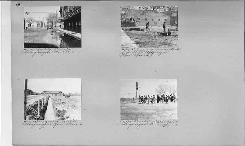 Mission Photograph Album - Cities #9 page 0098