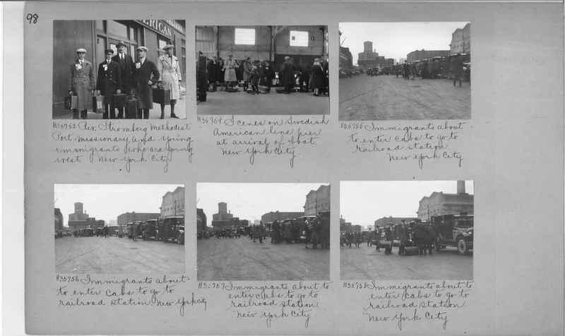 Mission Photograph Album - Cities #16 page 0098