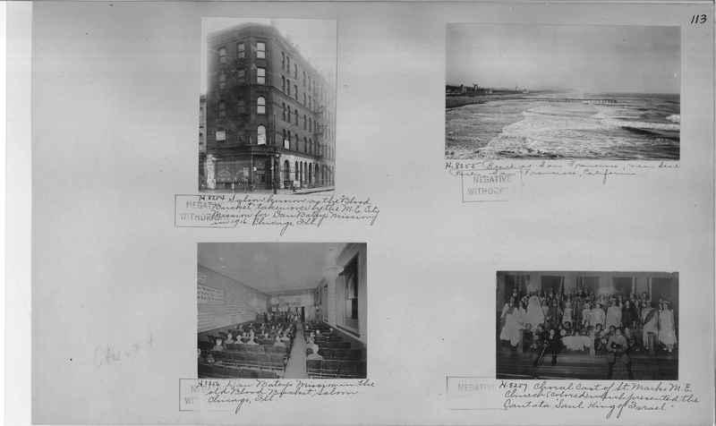 Mission Photograph Album - Cities #4 page 0113