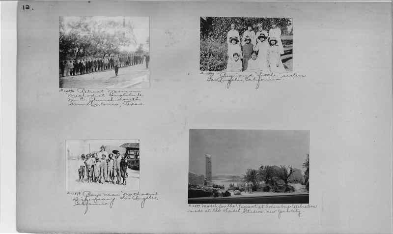 Mission Photograph Album - Cities #7 page 0012