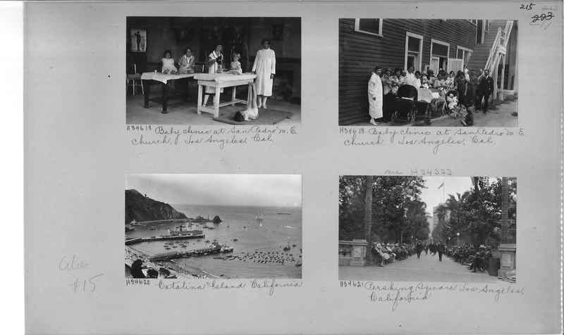 Mission Photograph Album - Cities #15 page 0215
