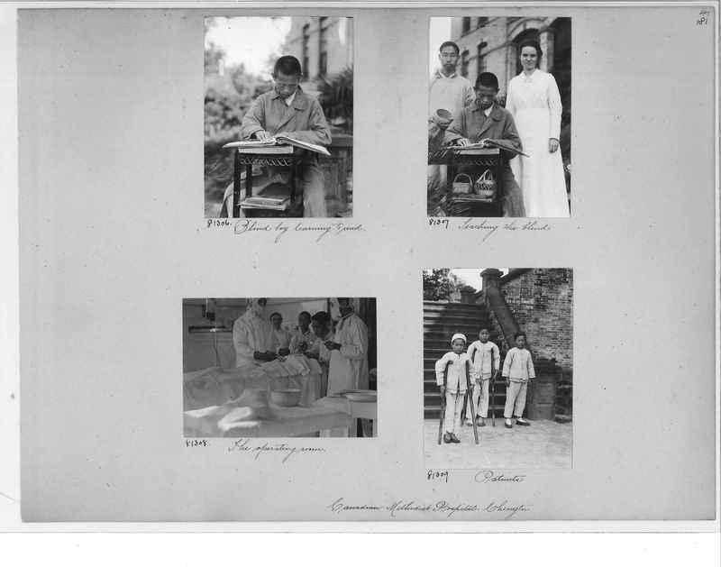 Mission Photograph Album - China #10 pg. 0181