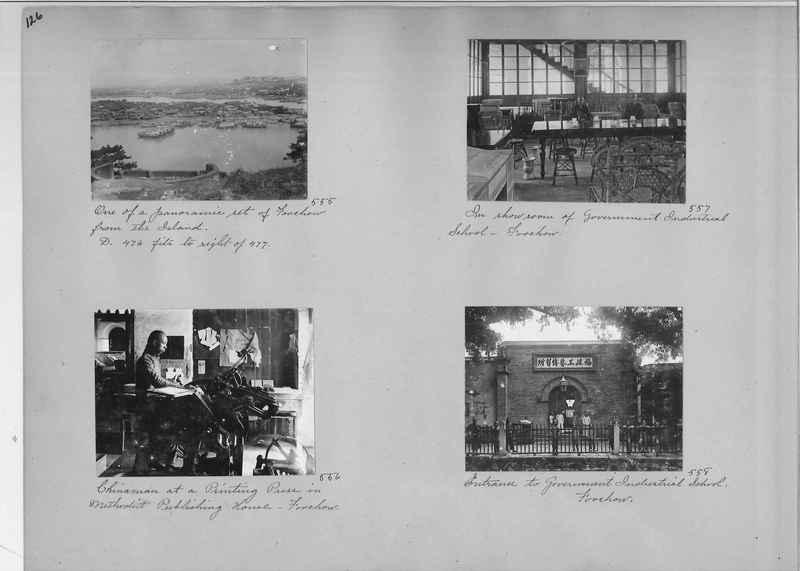 Mission Photograph Album - China #1 page  0126
