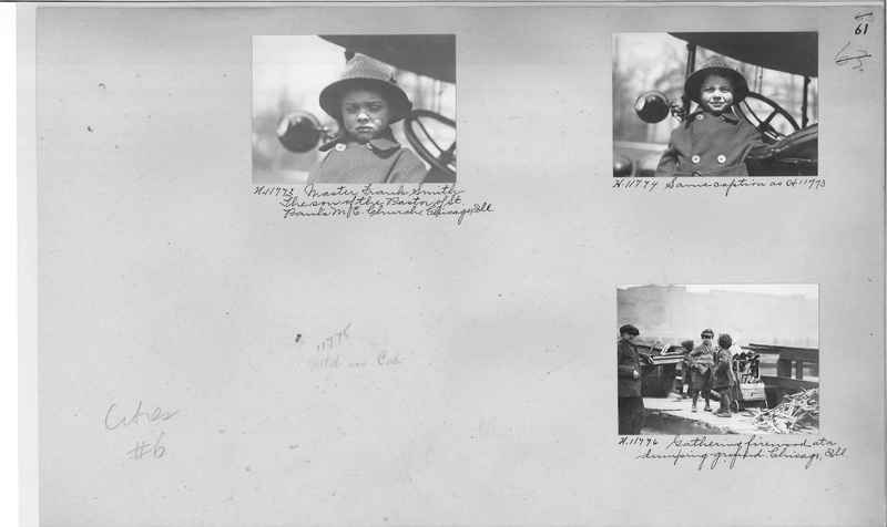 Mission Photograph Album - Cities #6 page 0061