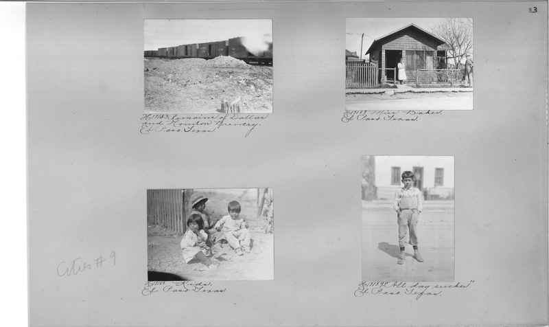 Mission Photograph Album - Cities #9 page 0083