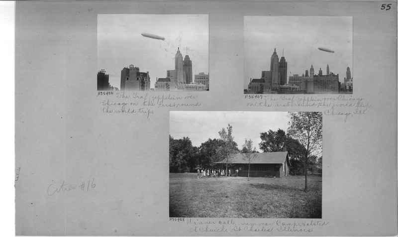 Mission Photograph Album - Cities #16 page 0055