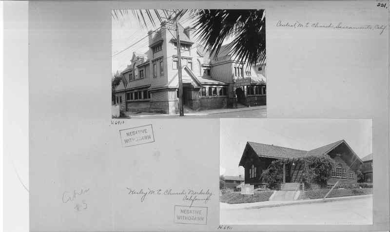 Mission Photograph Album - Cities #3 page 0221