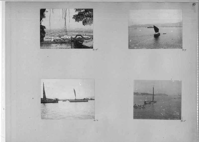 Mission Photograph Album - China #1 page  0091