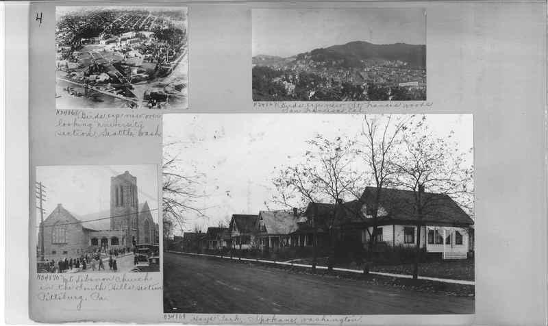 Mission Photograph Album - Cities #16 page 0004