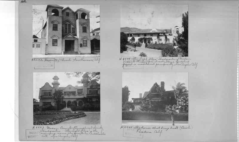 Mission Photograph Album - Cities #3 page 0168