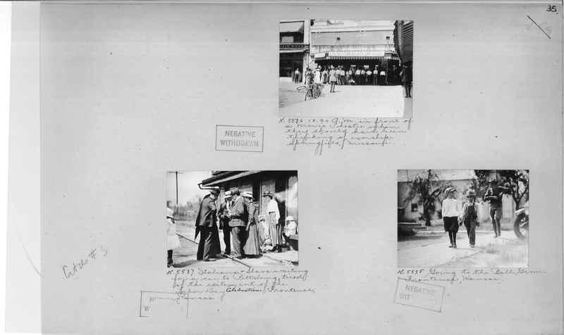 Mission Photograph Album - Cities #3 page 0035