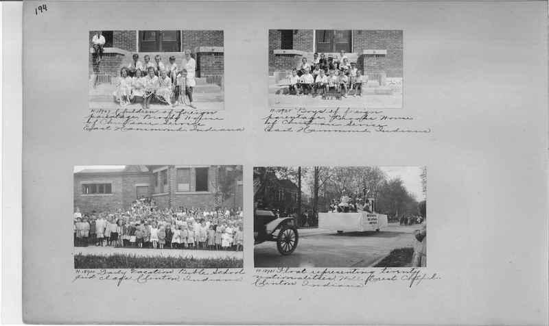 Mission Photograph Album - Cities #9 page 0194