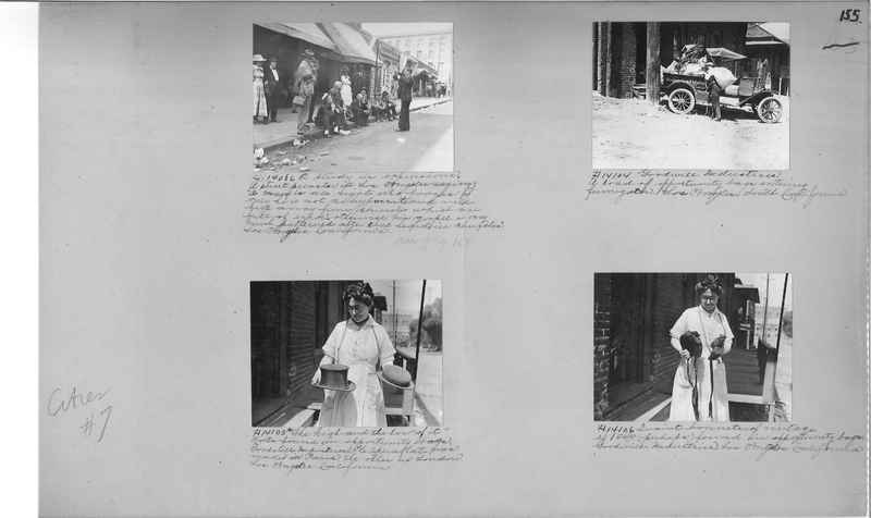 Mission Photograph Album - Cities #7 page 0155