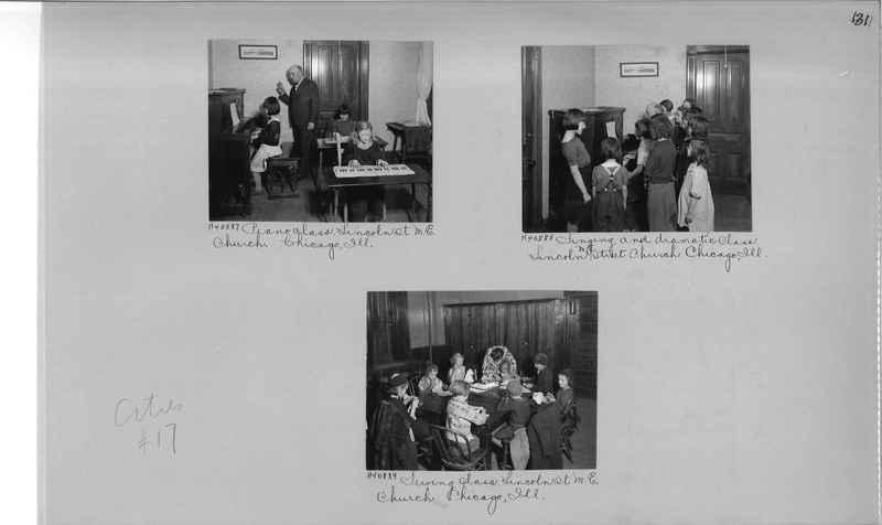 Mission Photograph Album - Cities #17 page 0131