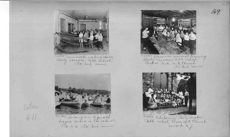 Mission Photograph Album - Cities #11 page 0169