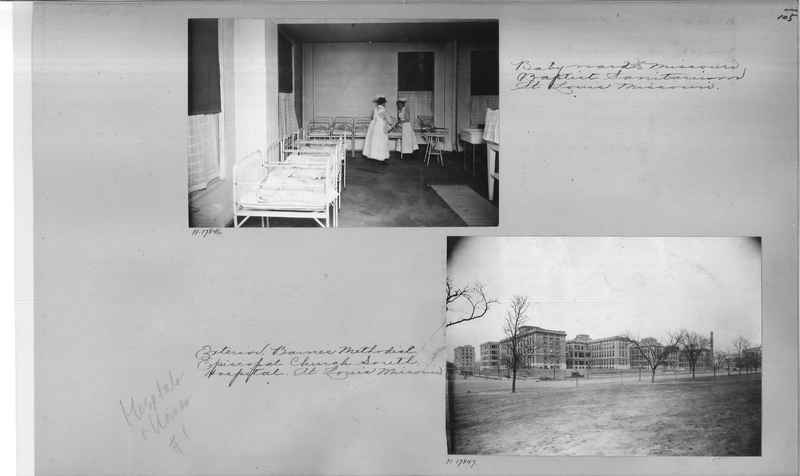 Mission Photograph Album - Hospitals and Homes #1 page 0105