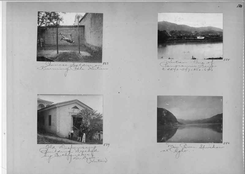 Mission Photograph Album - China #1 page  0133