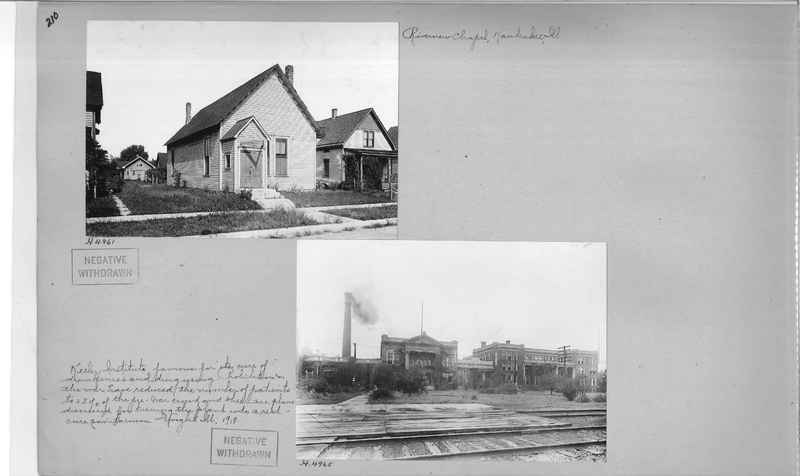 Mission Photograph Album - Cities #2 page 0210