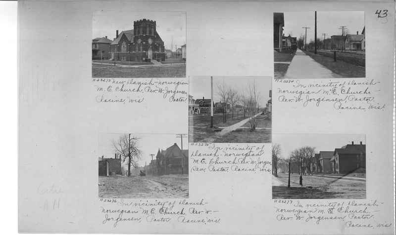 Mission Photograph Album - Cities #11 page 0043