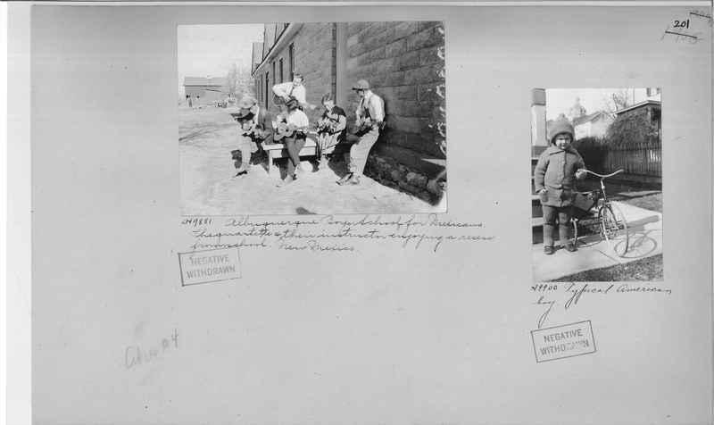Mission Photograph Album - Cities #4 page 0201