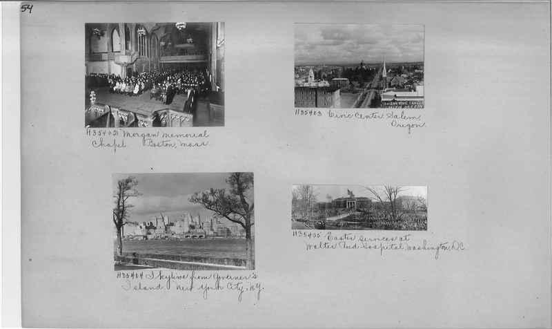 Mission Photograph Album - Cities #16 page 0054