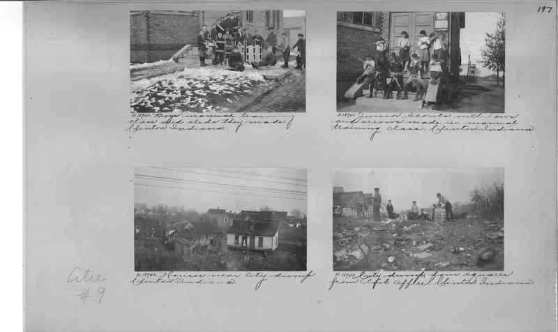 Mission Photograph Album - Cities #9 page 0197