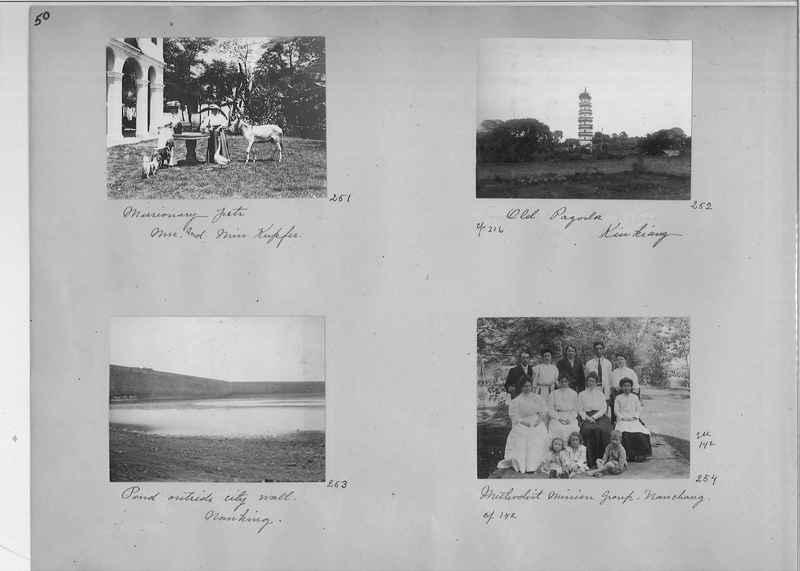 Mission Photograph Album - China #1 page  0050
