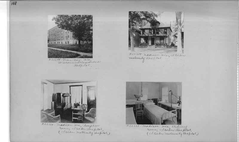 Mission Photograph Album - Hospitals and Homes #1 page 0148