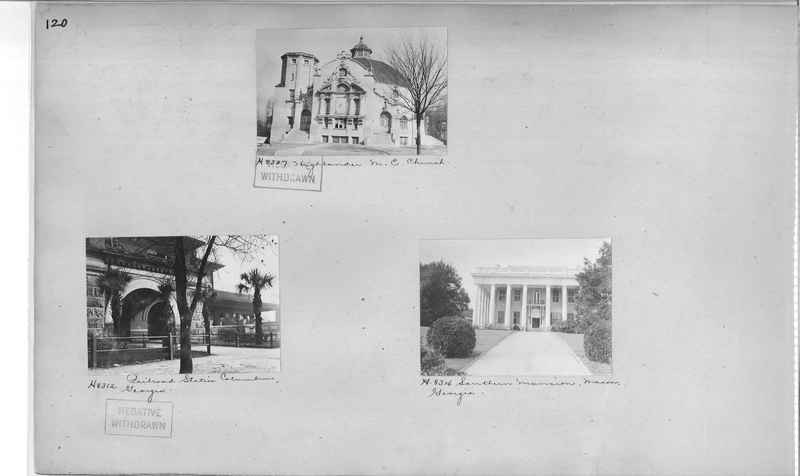 Mission Photograph Album - Cities #4 page 0120
