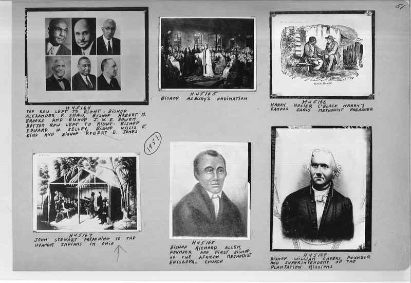 Mission Photograph Album - Negro #7 page 0051