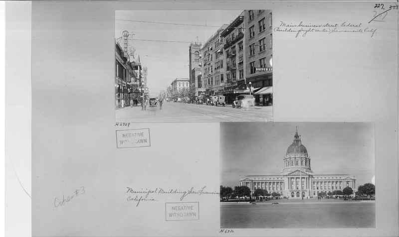 Mission Photograph Album - Cities #3 page 0227